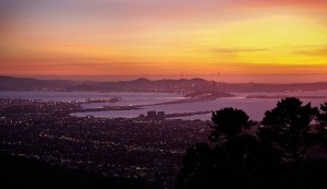 By Angelo DeSantis from Berkeley, US (View from Berkeley hills)