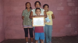 Another Family in Guatemala Benefits from Home for A Home