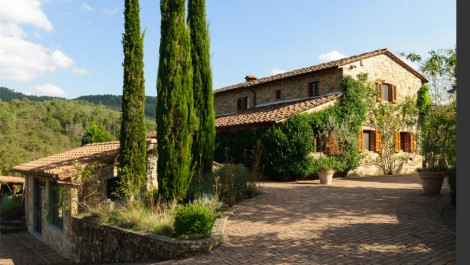 Dreaming of a Tuscan Villa?