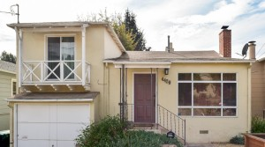 Inviting Split-Level in Redwood Heights
