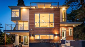 New Contemporary in Berkeley with Bay Views