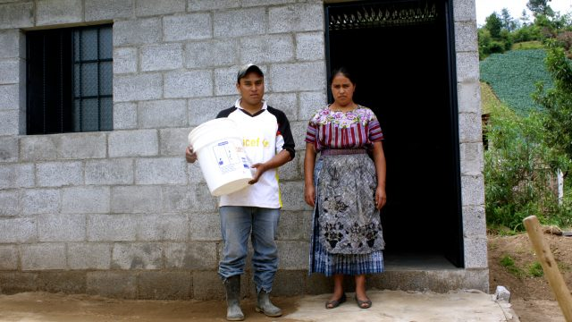 Home #13 Funded & Built in Guatemala