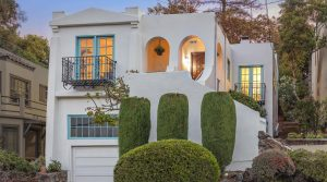 Quintessential Upper Rockridge Mediterranean